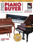 Acoustic & Digital Piano Buyer Fall 2016
