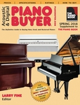Acoustic & Digital Piano Buyer Spring 2018