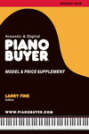 Piano Buyer Model & Price Supplement / Spring 2019