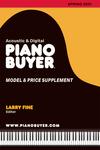Piano Buyer Model & Price Supplement / Spring 2021