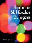 Standards for Adult Education ESL Programs