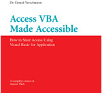 Access VBA Made Accessible