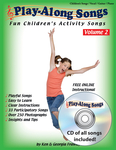 Play-Along Songs Volume 2 with CD