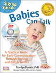 Babies Can Talk with CD of Baby Songs