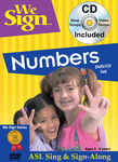 Numbers DVD / CD Set