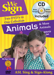 Animals and More Animals DVD / CD Set