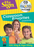 Classroom Favorites DVD / CD Set