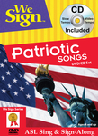 Patriotic Songs DVD / CD Set