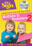Babies & Toddlers 2 DVD & CD Set