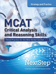 MCAT Critical Analysis and Reasoning Skills