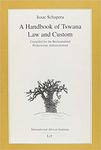 A Handbook of Tswana Law and Custom