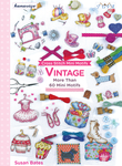 Cross Stitch Mini Motifs: Vintage