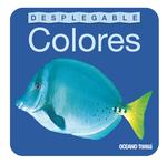 Libro desplegable. Colores