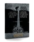 Alice's Adventures In Wonderland Hardcover Journal