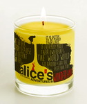Alice's Adventures In Wonderland Candle - Vanilla