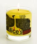 Alice's Adventures In Wonderland Candle - Vanilla
