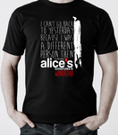 Alice's Adventures In Wonderland T-shirt - Large
