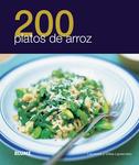 200 platos de arroz