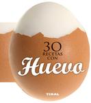 30 recetas con huevo