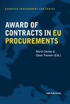 Award of Contracts in EU Procurements