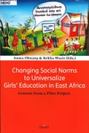 Changing Social Norms to Universalize Girls' Education in East Africa