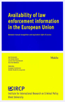 Availability of Law Enforcement Information in the European Union