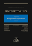 EU Competition Law Volume II, Mergers and Acquisitions