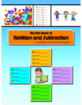 My First Book of Addition And Subtraction