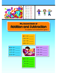 My Second Book of Addition And Subtraction