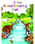 My First Animal Colouring Book