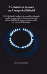 Alternatieve Gassen en Aansprakelijkheid