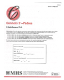 Conners 3-SR QuikScore Spanish (25/pkg)