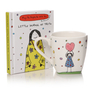 May the Thoughts Be With You: Espresso Cup & Journal Set