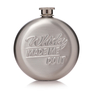 Tiny Book of Whisky Hip Flask Gift Set