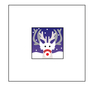 Christmas Reindeer Card