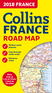 2018 Collins France Road Map