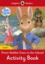 Peter Rabbit Goes to the Island Activity Book