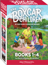 The Boxcar Children Mysteries Boxed Set #1-4