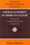 Church Authority in American Culture