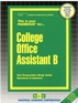 College Office Assistant B