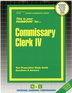 Commissary Clerk IV