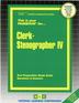 Clerk-Stenographer IV
