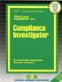 Compliance Investigator