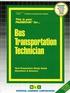 Bus Transportation Technician