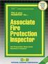 Associate Fire Protection Inspector