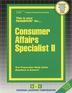 Consumer Affairs Specialist II