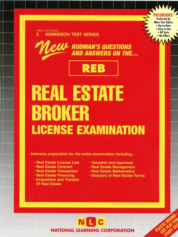 Real Estate Broker (REB)