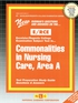 COMMONALITIES IN NURSING CARE, AREA A (NURSING CONCEPTS 1)