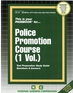 POLICE PROMOTION COURSE (ONE VOLUME)