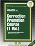 CORRECTION PROMOTION COURSE (ONE VOLUME)
